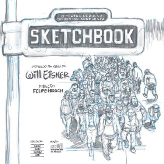 Flyer Sutil Sketchbook (2005)