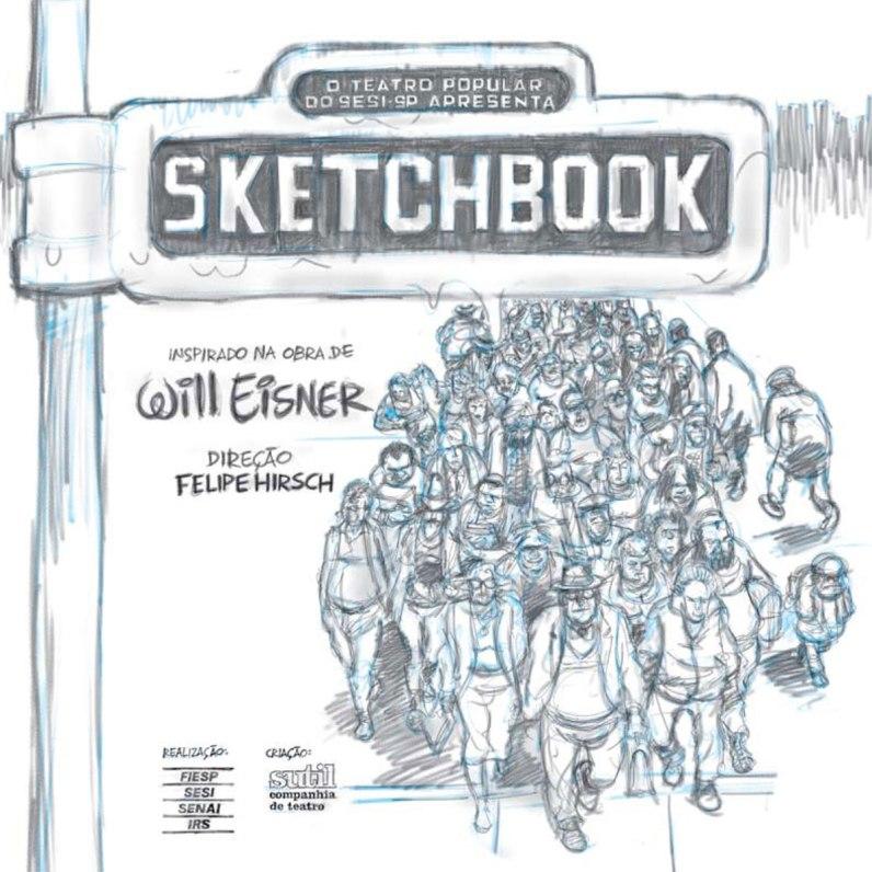 Flyer Sutil Sketchbook (2005)
