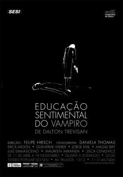 Poster Sutil Vampiro (2007)